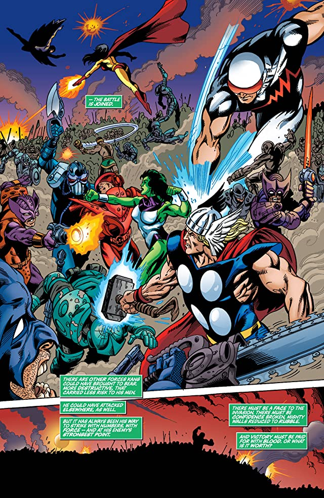 Avengers (1998-2004) #46