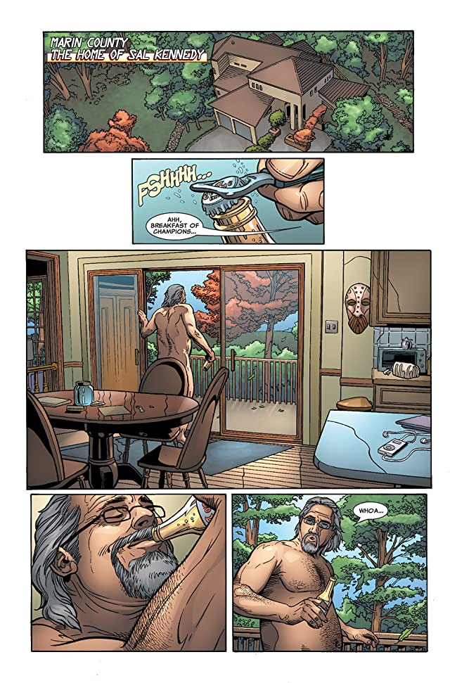 click for super-sized previews of Iron Man (2004-2007) #10