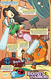 Bravest Warriors #8