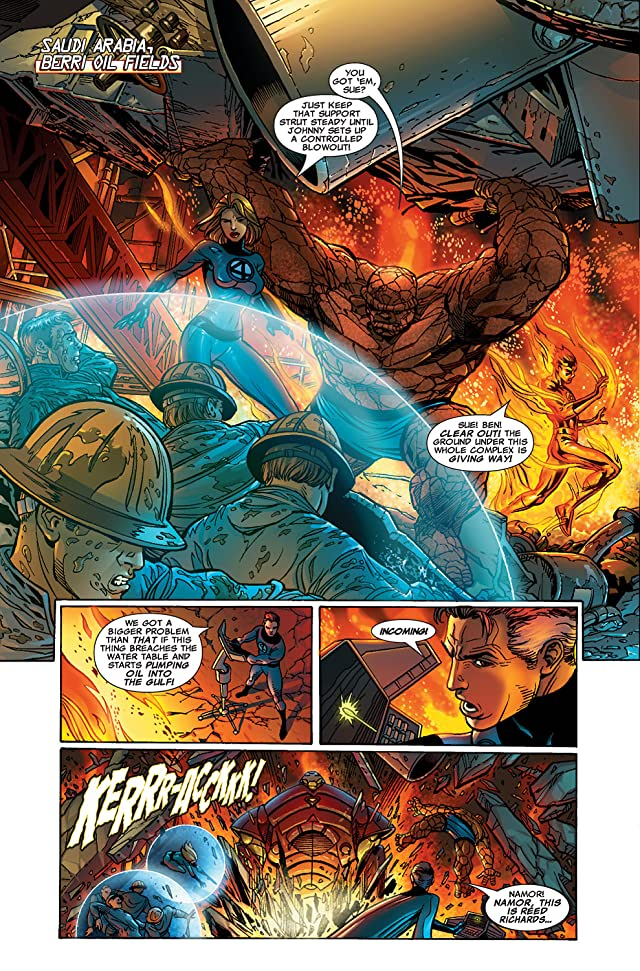 click for super-sized previews of Iron Man (2004-2007) #12