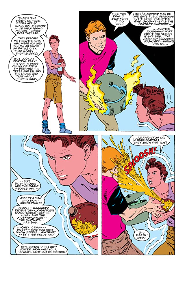 click for super-sized previews of X-Factor (1986-1998) #20