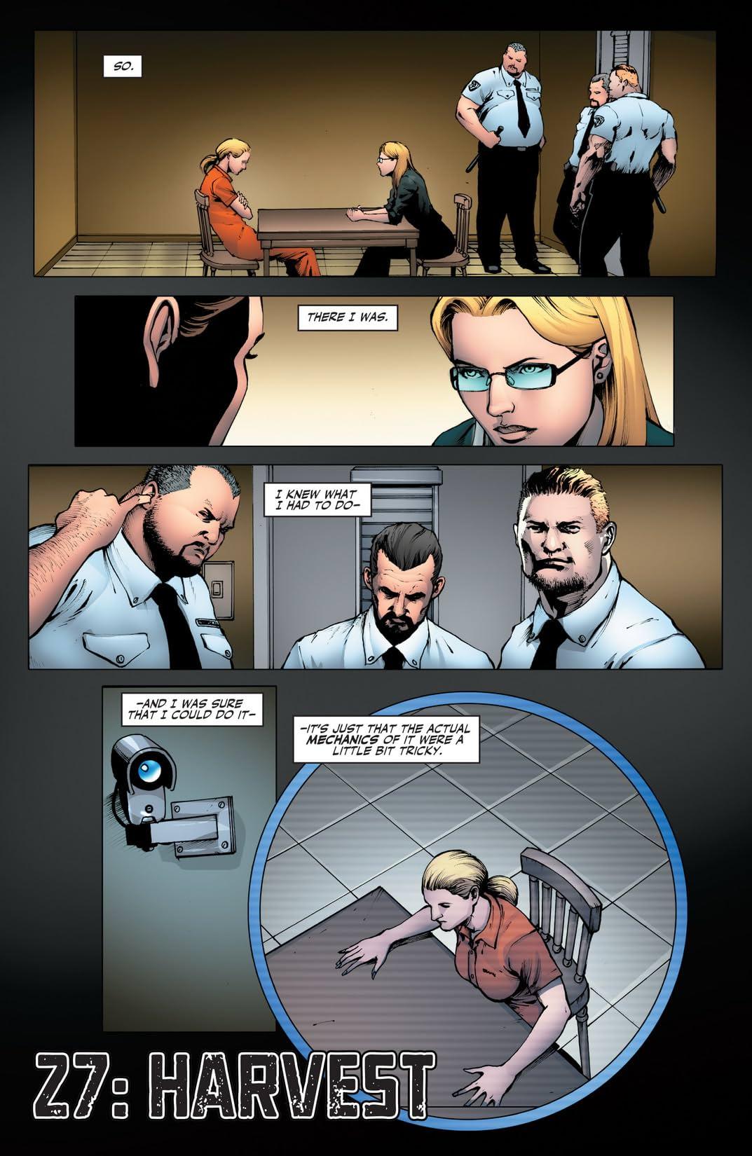 Garth Ennis' Jennifer Blood #27