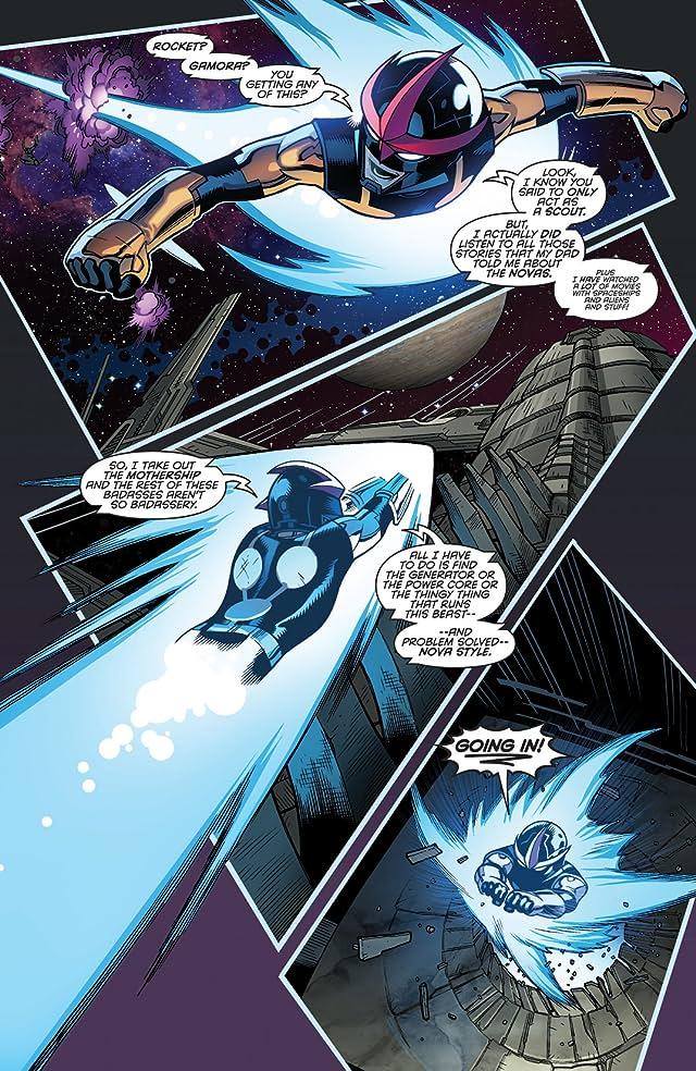 click for super-sized previews of Nova (2013-) #4