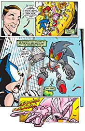 Sonic the Hedgehog #85