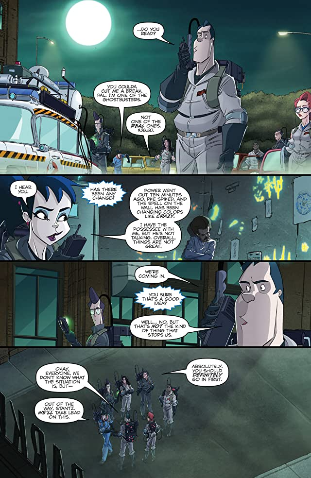 Ghostbusters (2013-2014) #4