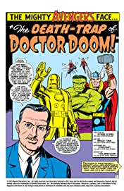 Avengers (1963-1996) #1.5