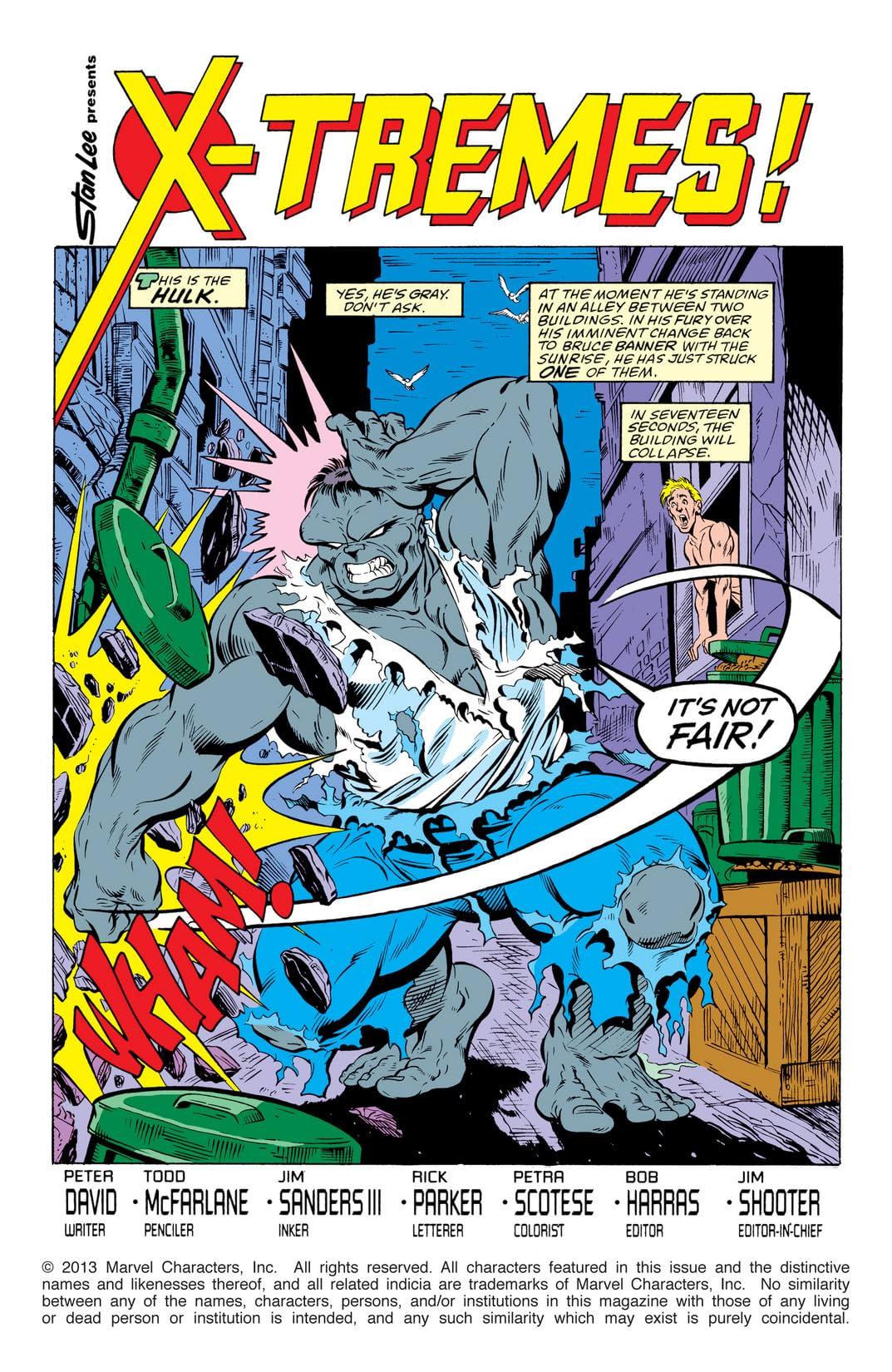 Incredible Hulk (1962-1999) #336