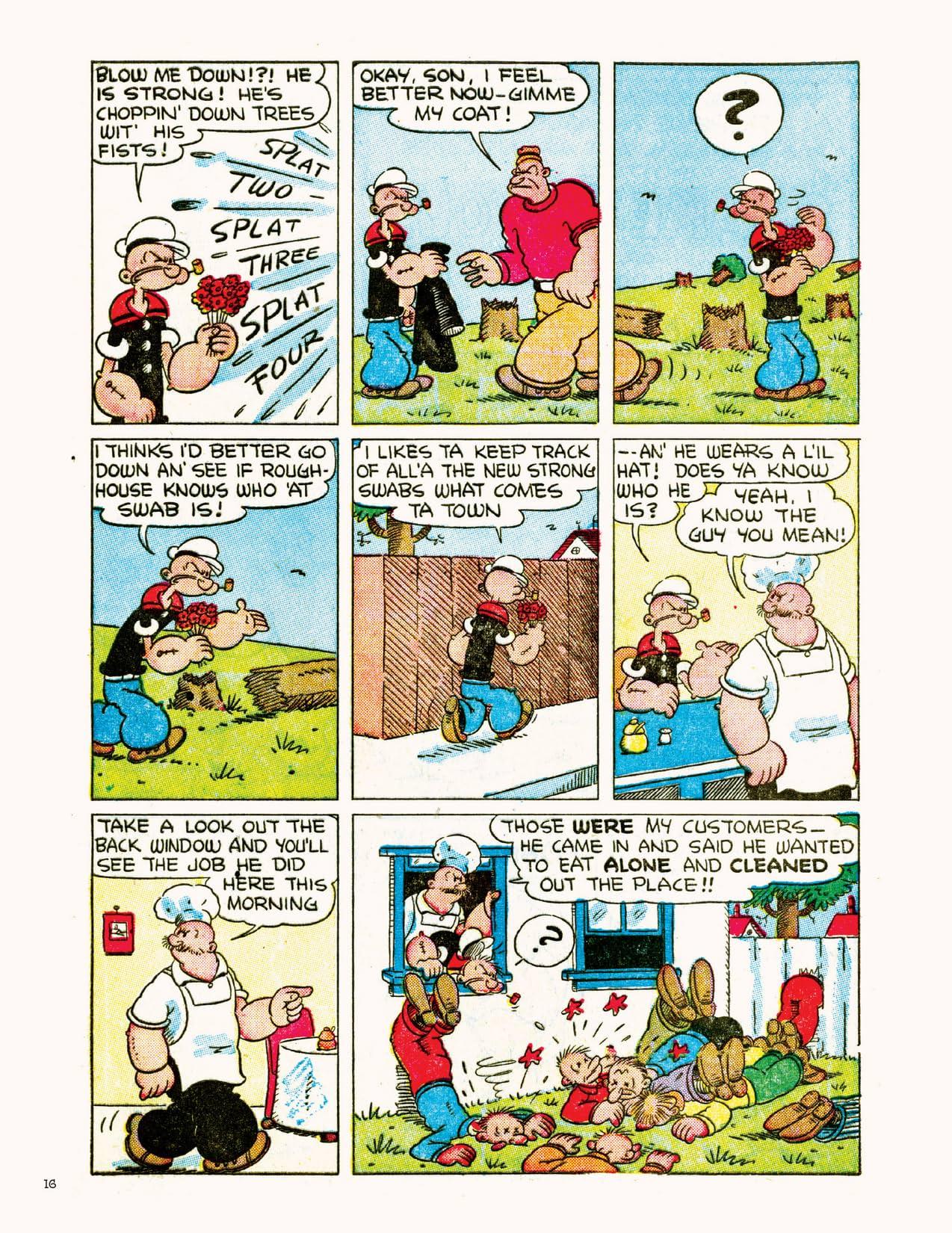 Popeye Classics Vol. 1