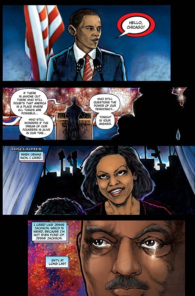 click for super-sized previews of Female Force: Women In Politics
