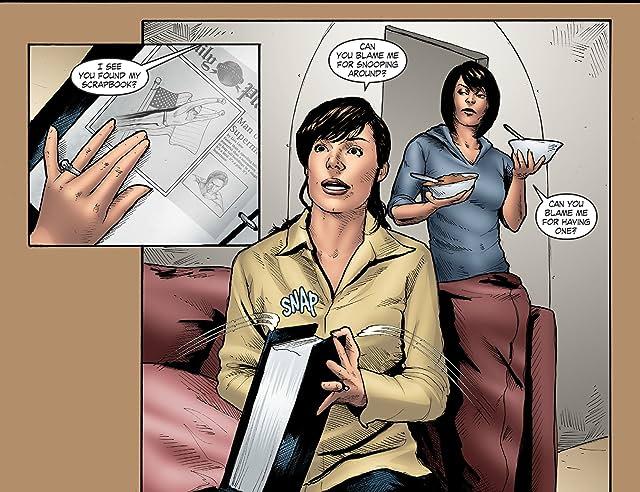 click for super-sized previews of Smallville: Season 11 #46