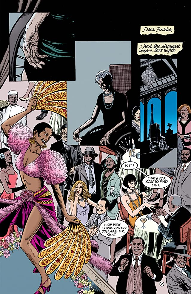 click for super-sized previews of The Invisibles Vol. 2 #8