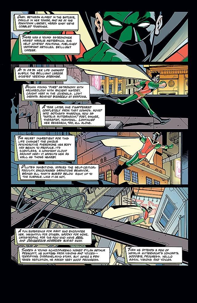 Robin (1993-2009) #105