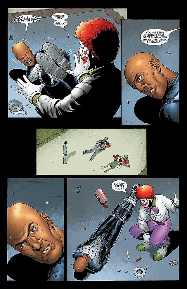Supreme Power: Nighthawk #5 (of 6)