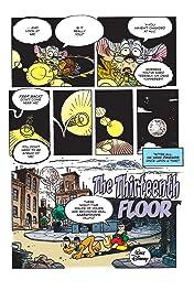 X-Mickey #3: The Thirteenth Floor
