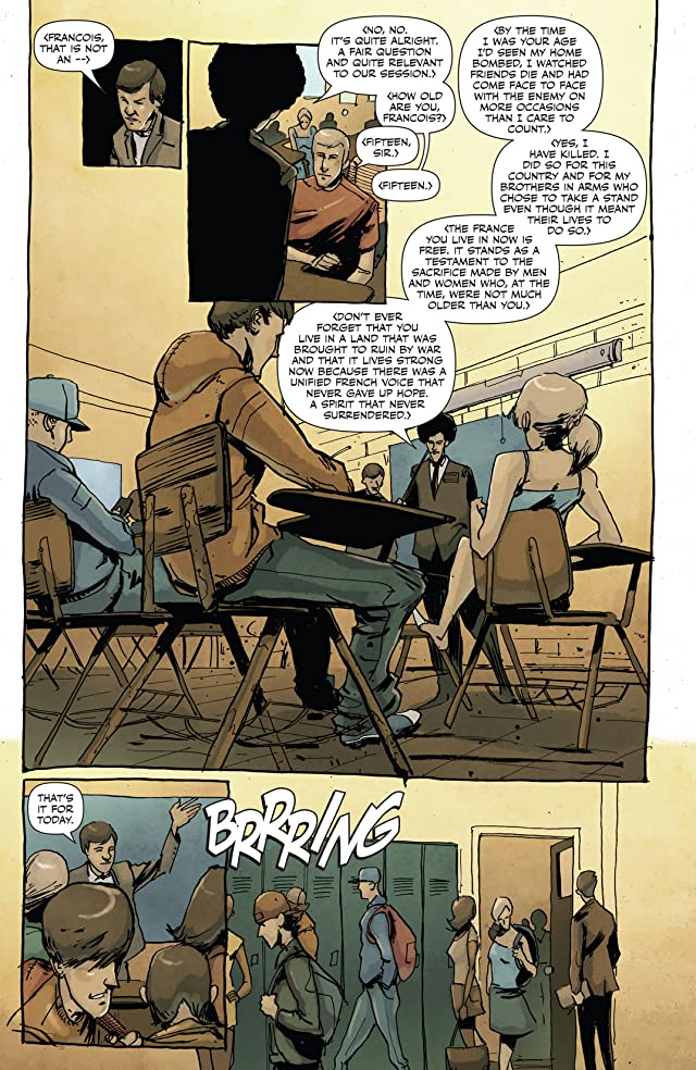 click for super-sized previews of Peter Panzerfaust Vol. 2: Hooked
