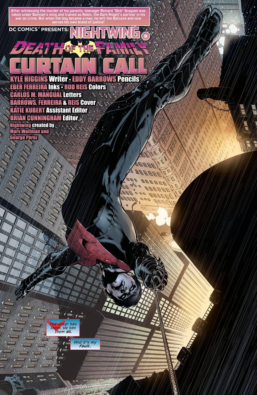 Nightwing (2011-2014) #16