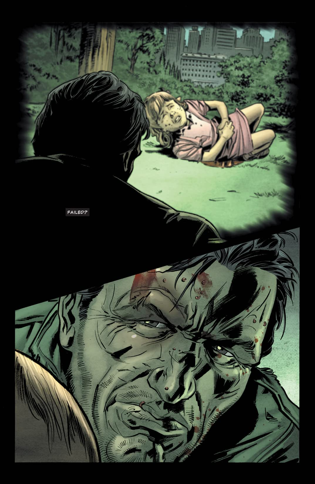 The Punisher (2004-2008) #17