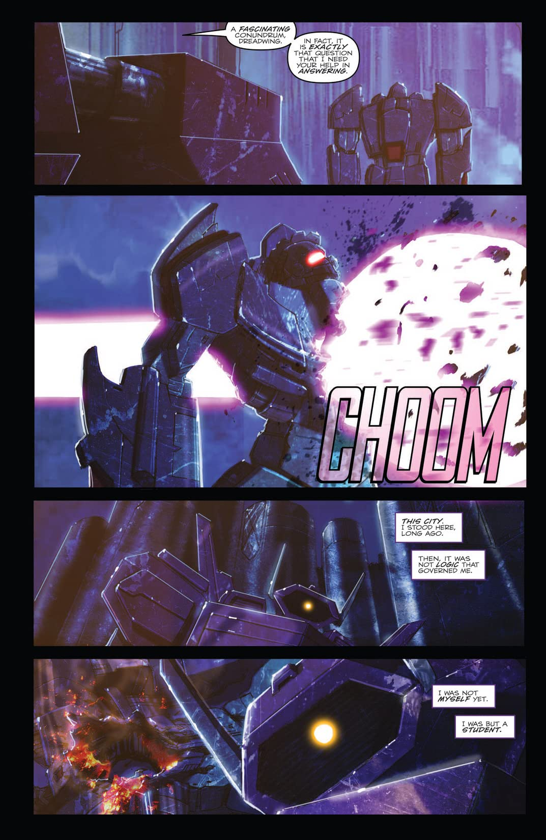 Transformers: Robots In Disguise (2011-) #17