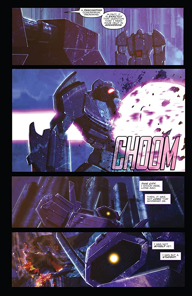 click for super-sized previews of Transformers: Robots In Disguise (2011-) #17