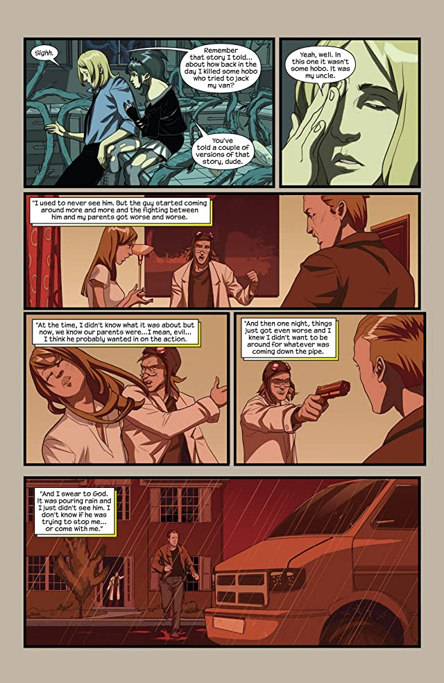 click for super-sized previews of Runaways (2008-2009) #13