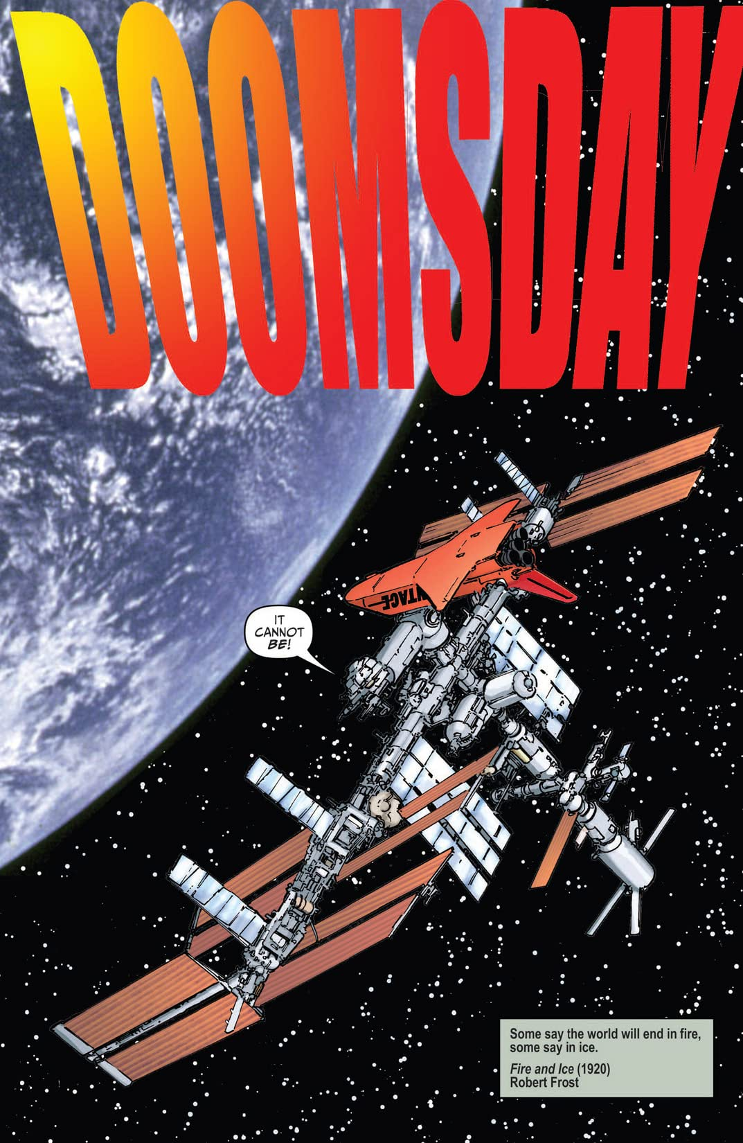 Doomsday.1 #1 (of 4)