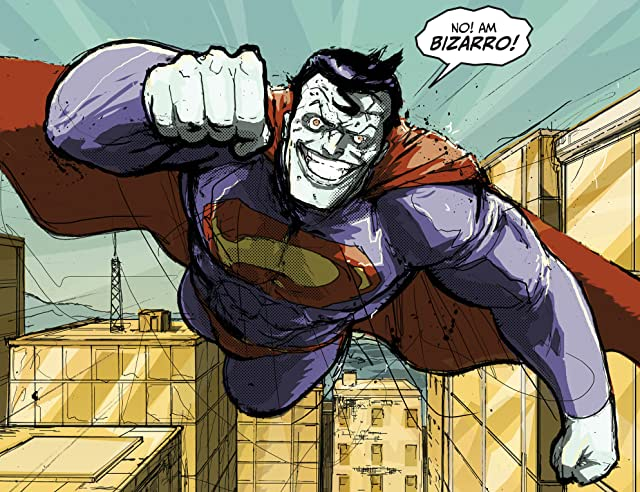 click for super-sized previews of Adventures of Superman (2013-2014) #3