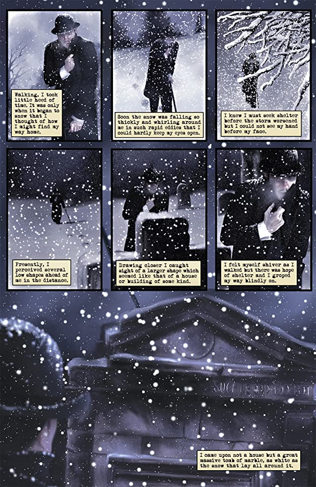 click for super-sized previews of The Complete Dracula #1