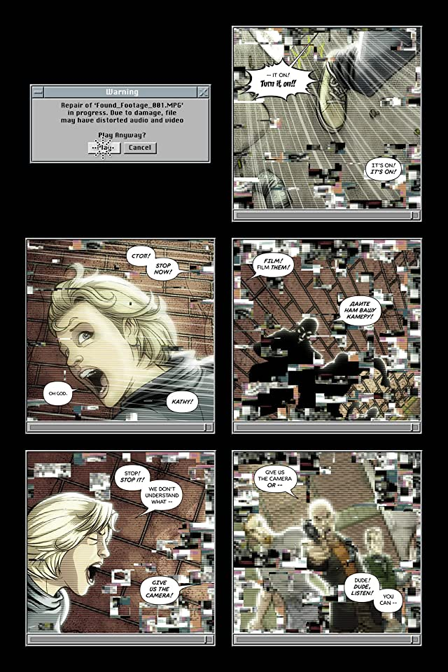 click for super-sized previews of The Raptor #1