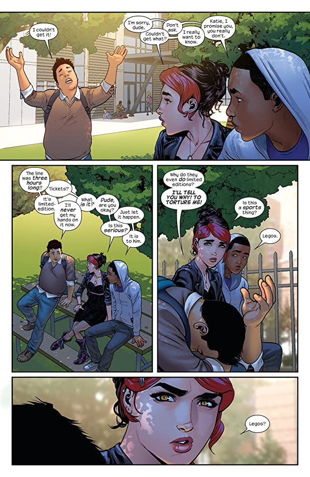 click for super-sized previews of Ultimate Comics Spider-Man (2011-2013) #23