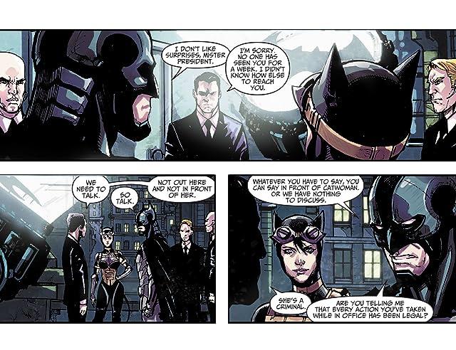 Injustice: Gods Among Us (2013) #18