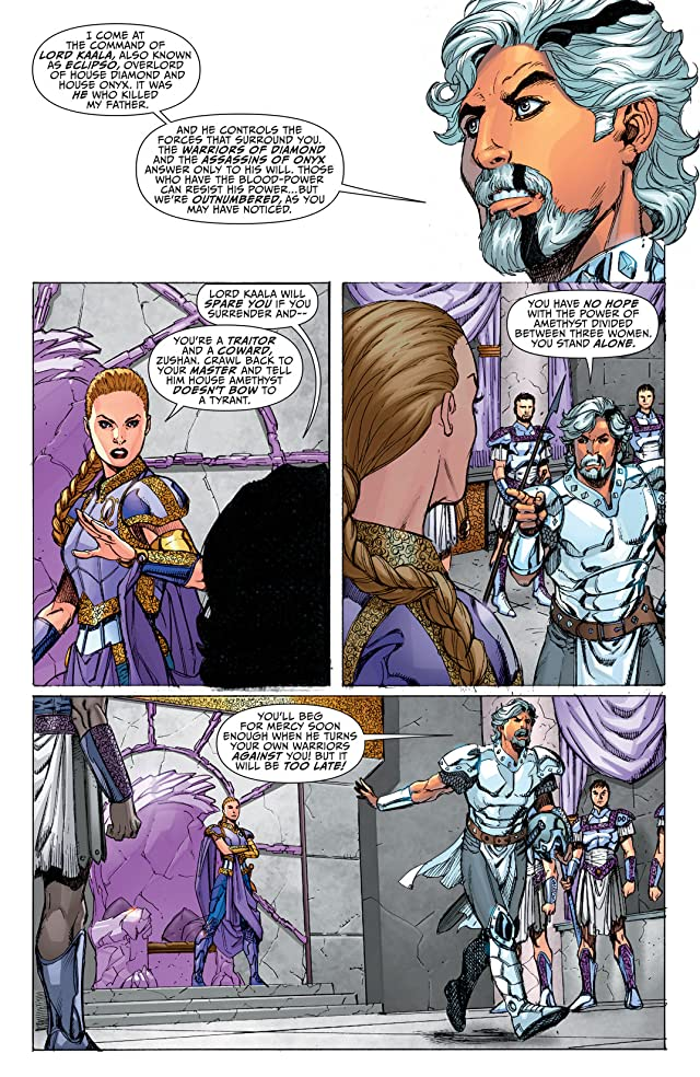 click for super-sized previews of Sword of Sorcery (2012-2013) #8