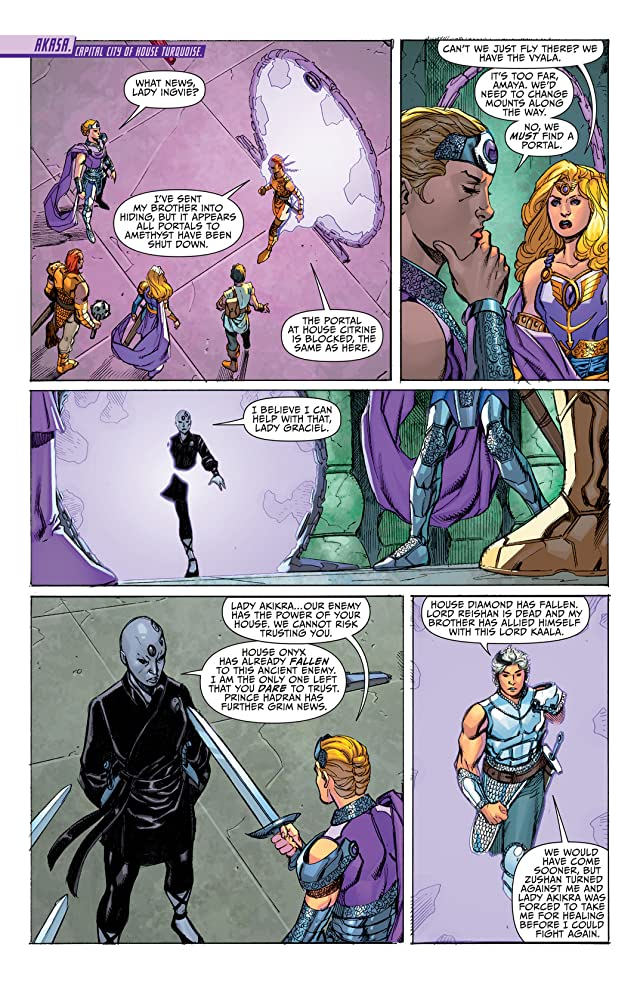 Sword of Sorcery (2012-2013) #8