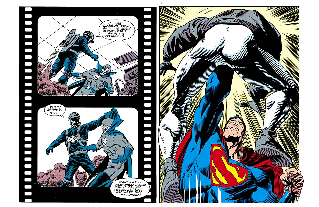 Superman: The Man of Steel (1991-2003) #5