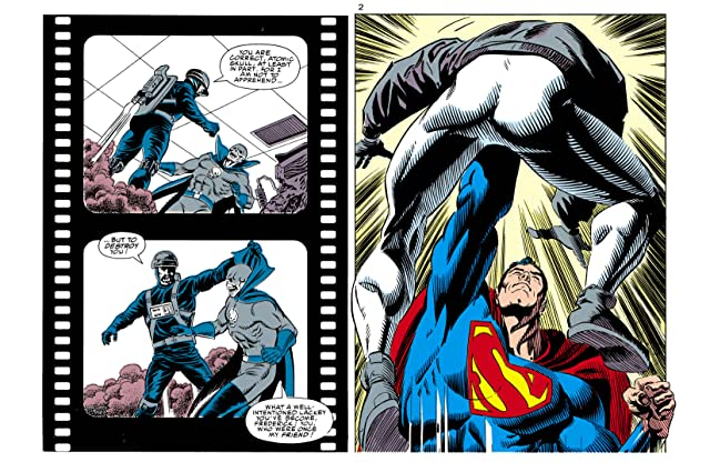 click for super-sized previews of Superman: The Man of Steel (1991-2003) #5