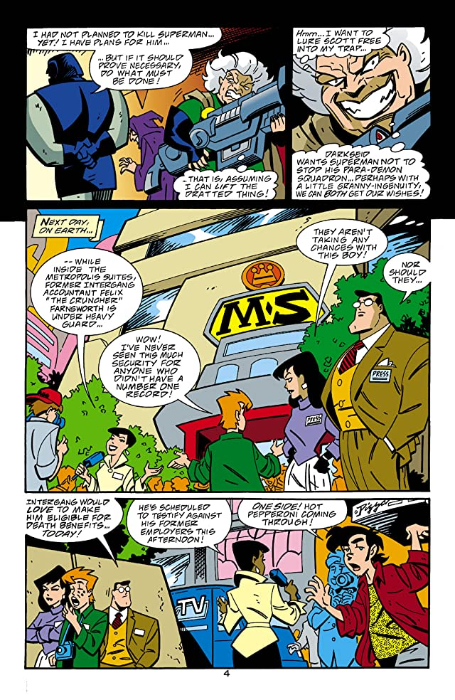 Superman Adventures (1996-2002) #53