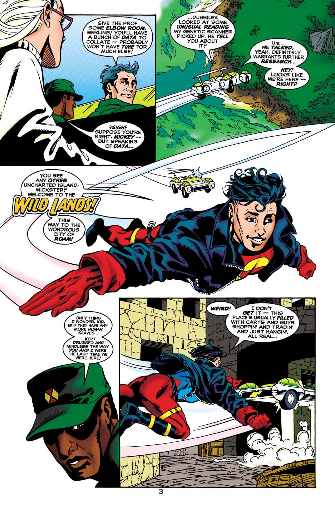 Superboy (1994-2002) #66