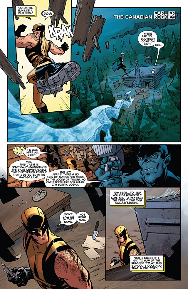 click for super-sized previews of Wolverine and the X-Men #29
