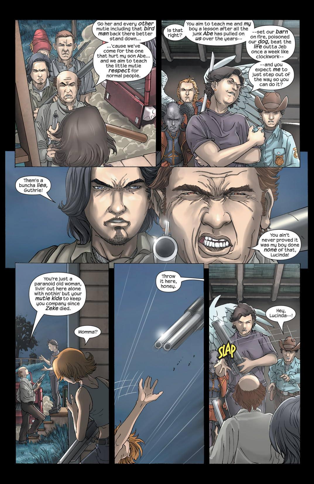 Uncanny X-Men (1963-2011) #438