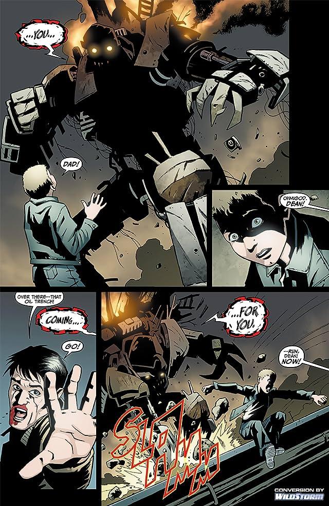 Supernatural: Rising Son #3 (of 6)