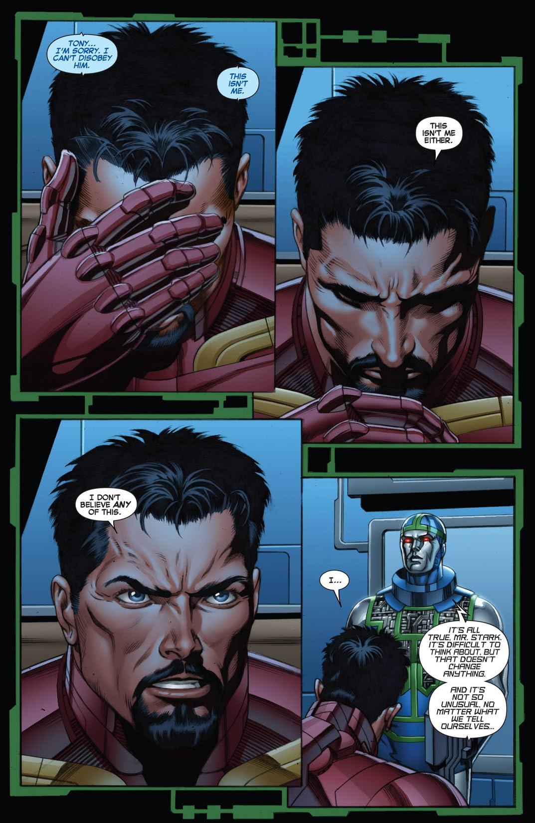 Iron Man (2012-2014) #10