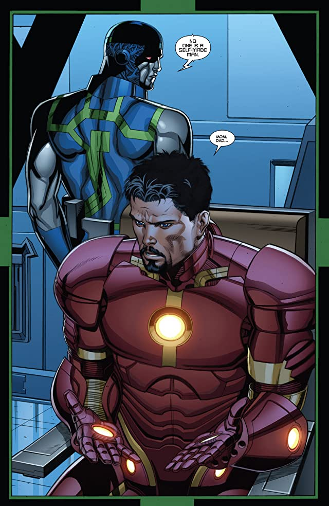 click for super-sized previews of Iron Man (2012-) #10
