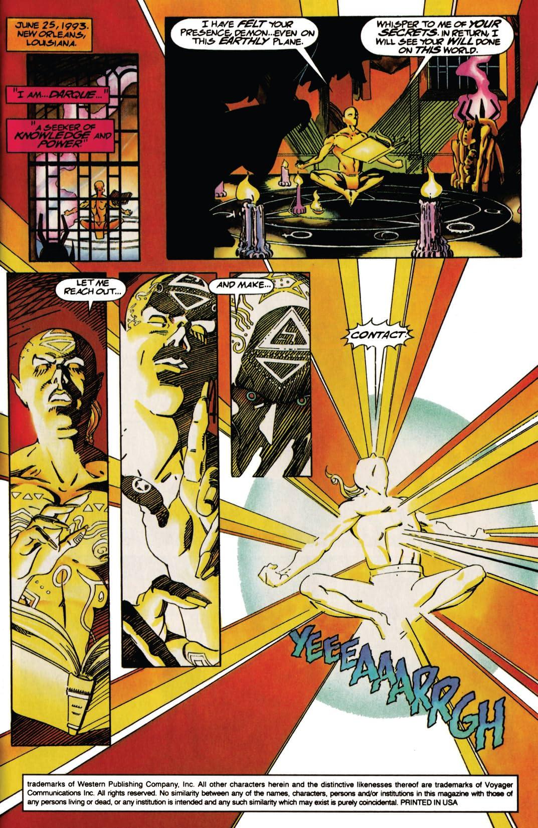 Secret Weapons (1993) #1