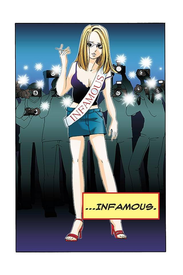 Infamous: Lindsay Lohan