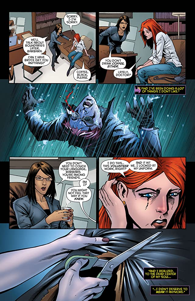 click for super-sized previews of Batgirl (2011-) #20