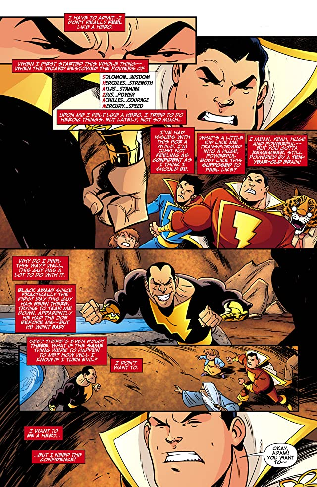 Billy Batson and the Magic of Shazam! #20