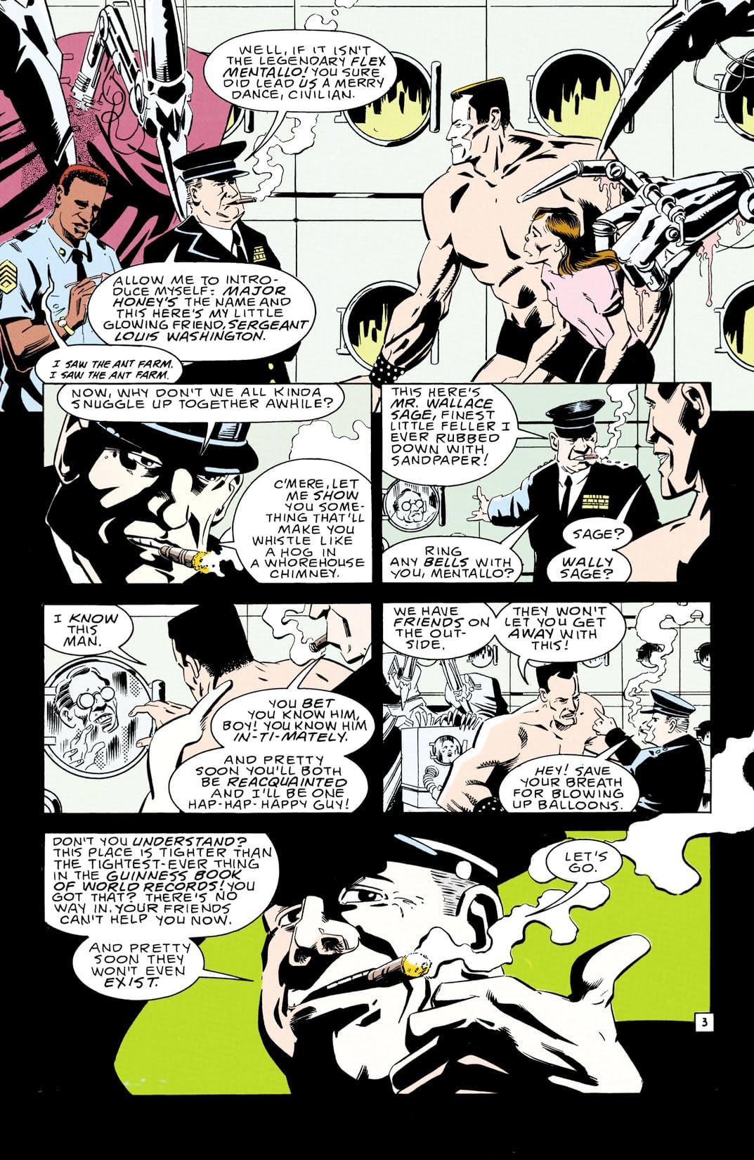 Doom Patrol (1987-1995) #44