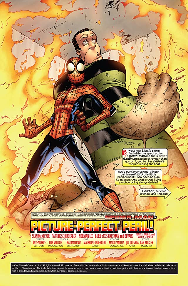 click for super-sized previews of Marvel Adventures Spider-Man (2005-2010) #6