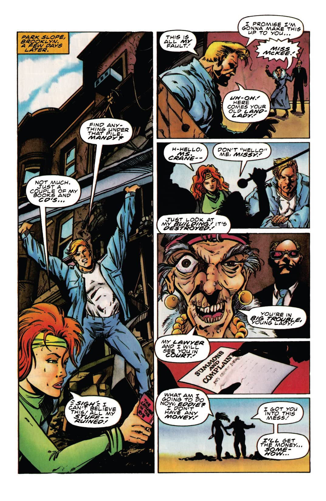 Secret Weapons (1993) #8