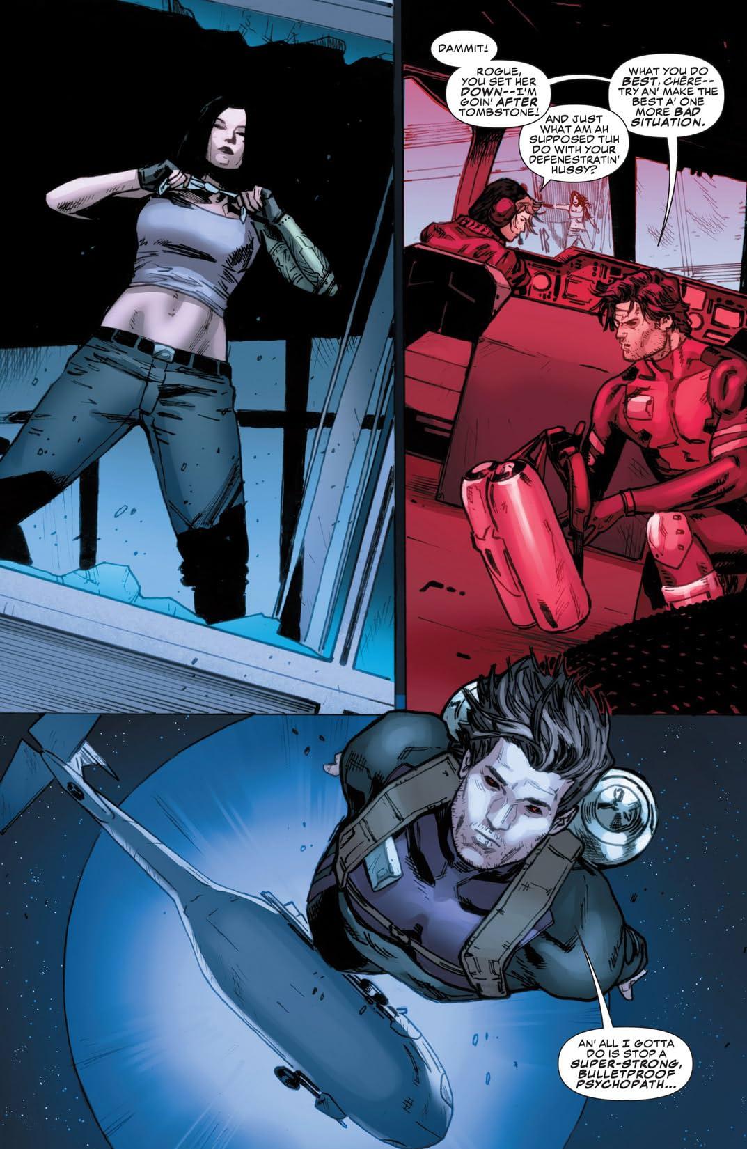 Gambit (2012-2013) #12