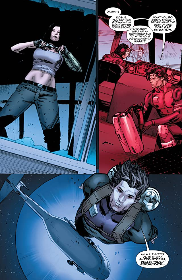 click for super-sized previews of Gambit (2012-2013) #12